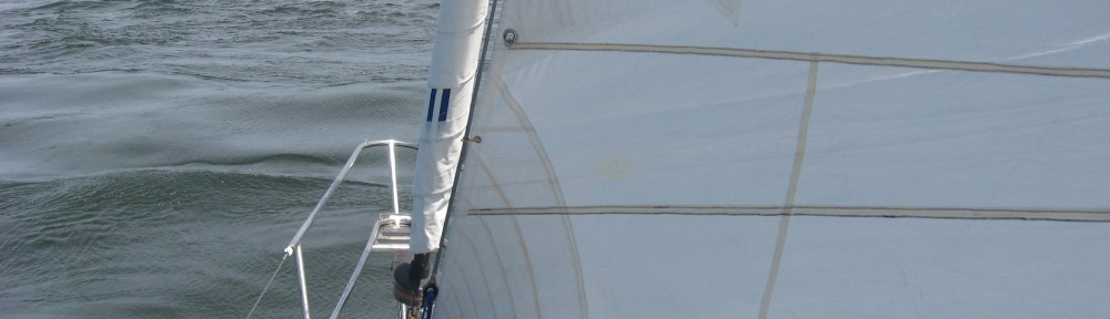 Solent stay and sail on a Baltic 38