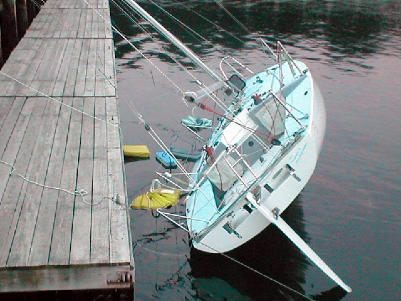 "I often wonder how many ""cruising boats"" would pass a similar test."