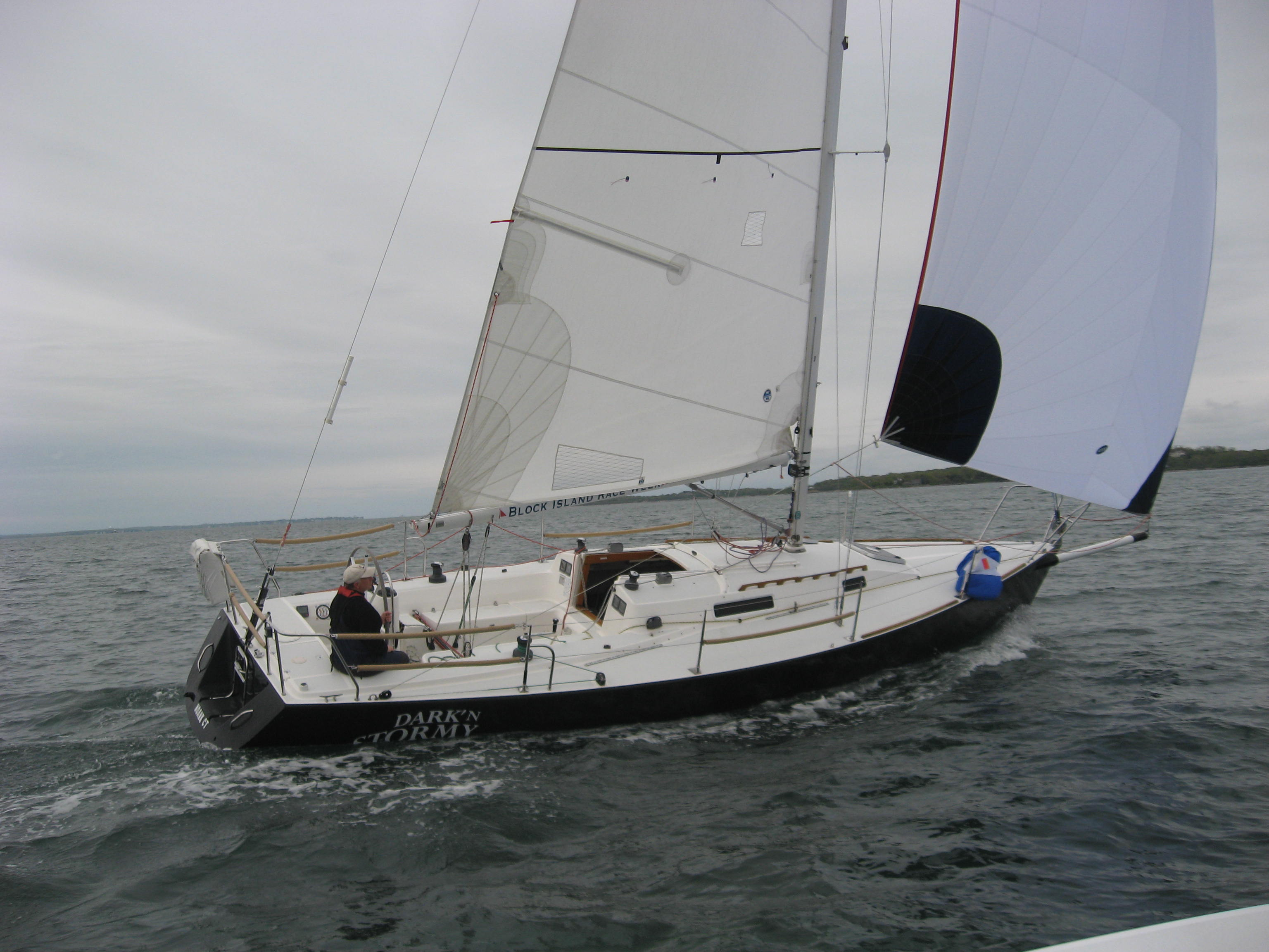 105 Double handed sailing | joecoopersailing.com