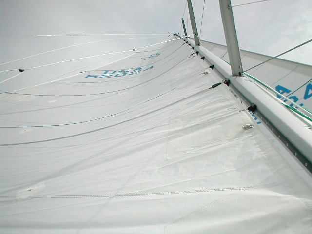 Or a woven material. What gives YOU the best VALUE for your sailing?